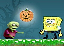 Sponge Bob Halloween Adventure 2