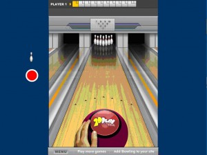 Two Player Bowling