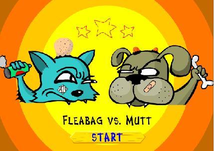 Fleabag vs Mutt 2