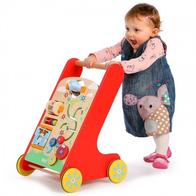 Drvene igračke za djecu uvijek su dobra ideja