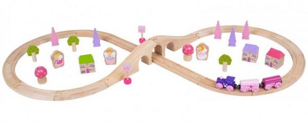 Drveni vlakovi za djecu odlična su ideja za poklon