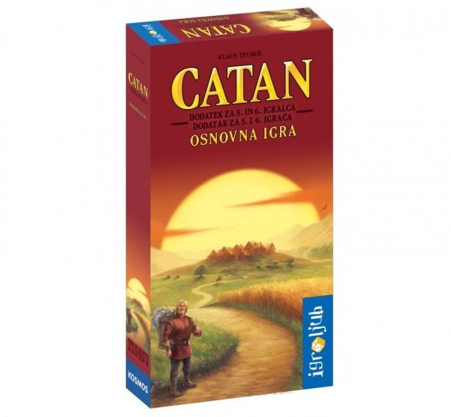 Dodatci za Naseljenici otoka Catan - dodatci